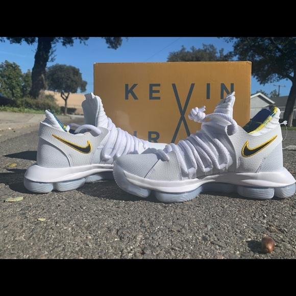 5338cccccdcf Nike Zoom Kd 10 LMTD GS Kids Sneakers